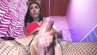 Shemale Cumshot Compilation (arianadoll69)