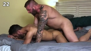 HARD BAREBACK POUNDING AND CUM INSIDE - BEST MOANING AMATEURS COMPILATION