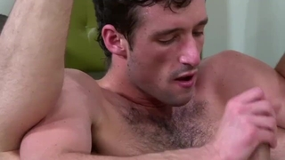 ICONIC AND VERY HOT SELFSUCKER, PASSIONATELY BLOWING HIMSELF!