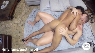 Ellisluck's first Time Making a Video, 4my.fans/austinwolf