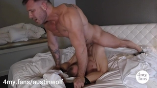 Fucking Tanner Hyde till he Begs for my Load, Full Vid 4my.fans/austinwolf