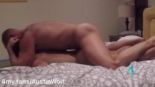 Forccing a Boy to take it Deeper as he MOANS: 4my.fans/austinwolf