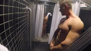 Gym Showers Hook up
