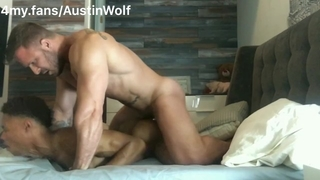 Fucking a Sexy, Lean Black Btm, see more like this On: 4my.fans/austinwolf