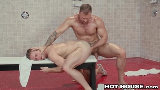 HotHouse Austin Wolf Shower Tease and Top