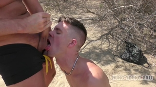 2 Young Cum Addict's cant get enough Loads Pumped in our Gob and Arse AGAIN