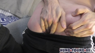 Hunky 30's Total Top Twink Lover s Dick in Stunning Young Lad BARE