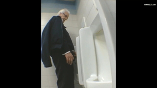 spying on mature man in public toilets 1