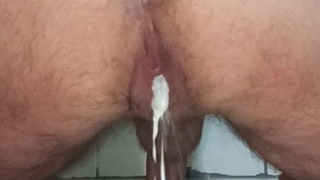 After Bareback Creampies