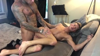 Billy Essex Fucks Young Blond Guy