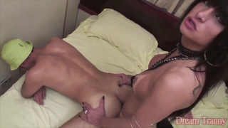 Dream Tranny - Shemales and Their Boyfriends Compilation