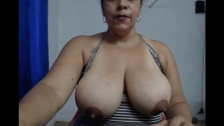 Big Cock Milf Latina Cum In Her Mouth