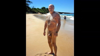 Mature hairy guys with uncut cock