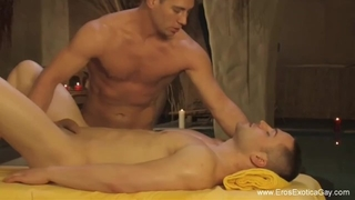 Anal Relaxation is possible through Massage