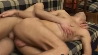 Wet Wild and Horny Gay Gets an Intense Anal Orgy and Mouthful of Creamy Cum