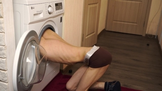 Stuck in the Washing Machine?