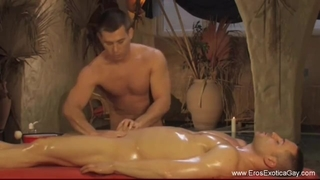 A Solo Cock Massage Experience