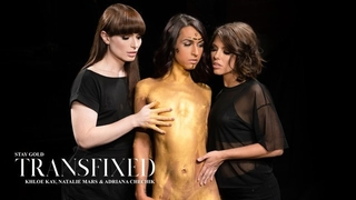 ADULT TIME Transfixed : Adriana, Natalie, and Khloe Threesome