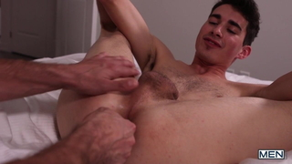 Anal toys for handsome boy, Asshole Close Up