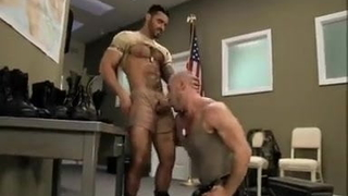 super horny soldiers