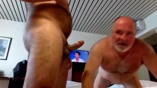daddy bear older mature love to suck and fuck