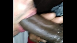 Interracial houston tranny jada pov..deepthroat and sissy boi
