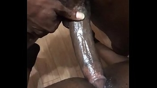 Hot Gay Homemade Amateur 3some!