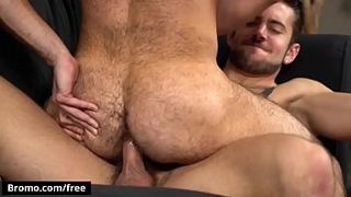 Dante Colle Sucks Teddy Bear Big Cock And Fucks Him After - BROMO