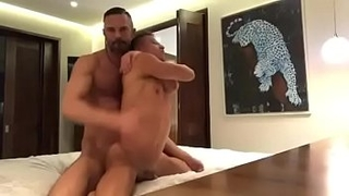 Daddy Fucking Son Part 1