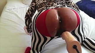 sissy boy play time with fuck machine jeff stryker