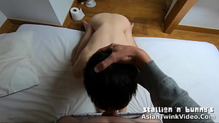 Best Friends Try Gay Sex For The First Time - AsianTwinkVideo.Com