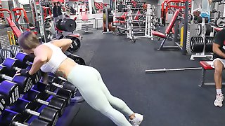 yes!!! fitness hot ASS hot CAMELTOE 47