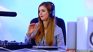 Stella Cox, Freddy Fox, Ryan Ryder in Erotica FM Scene 5 - DigitalPlayground