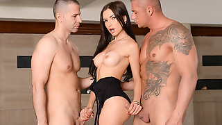 Sasha Rose & Zack in Deep End Diving - 21Sextury