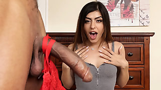 Audrey Royal Fucks Big Blak Dick