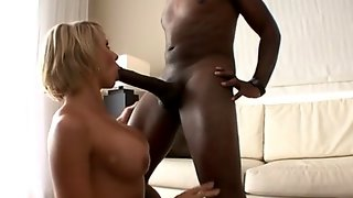 Brianna Beach Takes On Mandingos Monster Meatpole And Ge... 4tube
