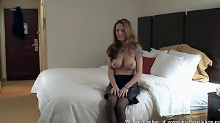 Fucking this Mature member from Milfsexdating Net for the second time