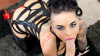 Big booty Christy Mack is fucked by a big dick, big boobs