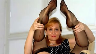 Kirsty Blue love to tease