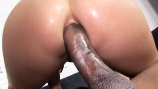 Liza del Sierra Tries Anal With Mandingo - Cuckold Sessions