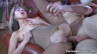 Gina Pantyhose Sex Ferro Network