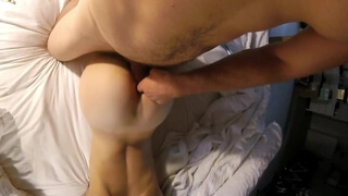 Homemade Tight Anal (her third Anal Fuck)