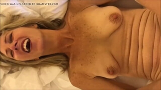 Horny Step Aunt Loves Anal