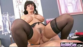 Huge Round Ass Girl Love Deep Anal Sex (lisa ann) clip-22