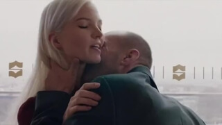 (Film - Anna) Sasha Luss Kissing and Sex Scenes Compilation