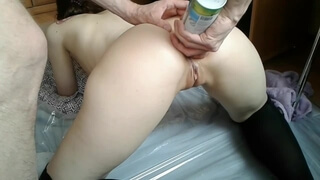 WHIPPED CREAM ANAL AND DEEPTHROAT =the Cream Dream PH Cut=