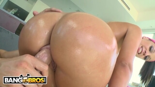 BANGBROS - Sexy PAWG Jada Stevens taking Anal like A Champ!