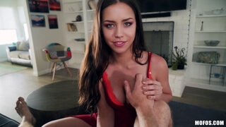 Kinky POV action with a super hot porn star Alina Lopez