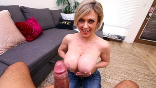 Stepma Dee Williams presents Juicy Titties POV