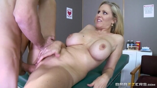 Julia Ann is one Hot Nurse - Brazzers